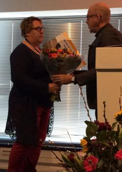 Clementine Wijkmans wint Marie-Louise Essink-Bot posterprijs 2016