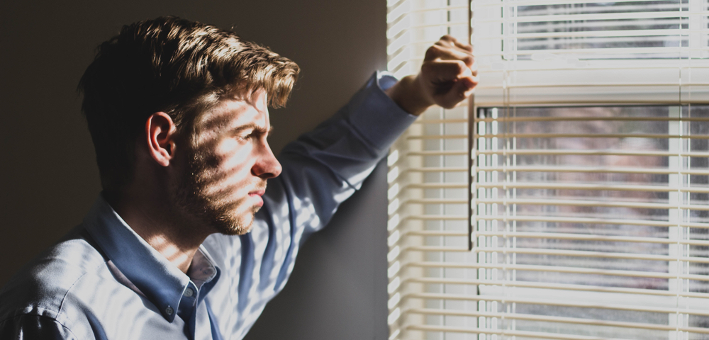 Een man kan ook slachtoffer zijn van huiselijk geweld